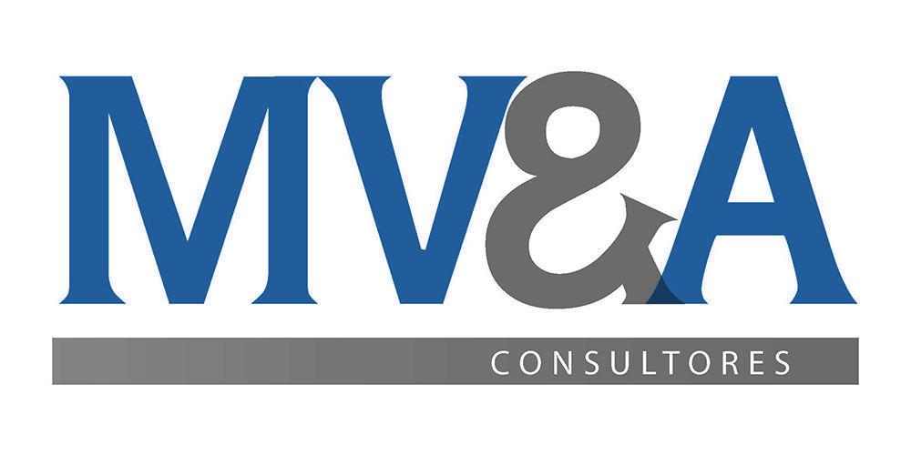 Logo MVAconsultoresLOGO gris 1
